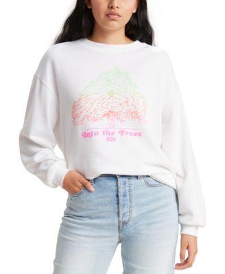 Women's Graphic Print Sweatshirt