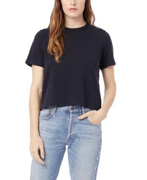 Women's Hayes Slub Cropped T-shirt