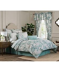 Kensington King Comforter Set, 4 Piece