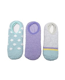 Women's Lounge Liners, Pack of 3