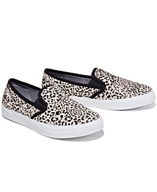 Women's Skyla Bay Leather Slip-On Sneakers
