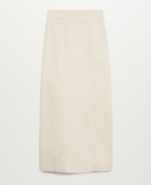 Women's Flared Long Skirt