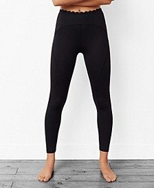 Women's Scalloped Legging