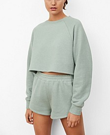 Women's Crop Sweatshirt