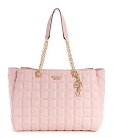 Kamina Quilted Girlfriend Tote