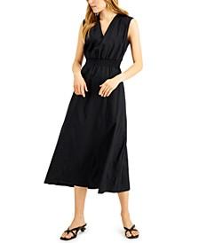 V-Neck Sleeveless Dress, Created for Macy's