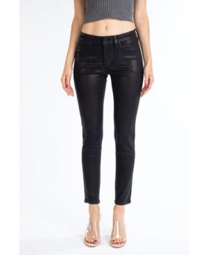 Women's Mid Rise Regular Skinny Jeans