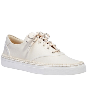 Kate Spade Canvases WOMEN'S BOAT PARTY SNEAKERS