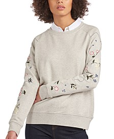 Bowland Embroidered Sweatshirt