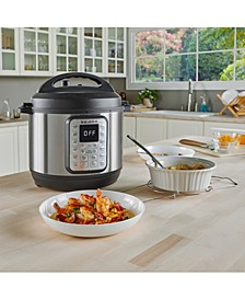 Duo™ Plus Multi-Use Pressure Cooker, 8-Qt.