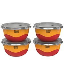 by Cambridge Microwave Safe 8-Pc. Prep Bowl Set
