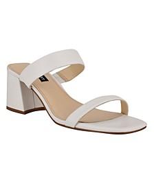 Women's Galvin Block Heel Dress Sandals