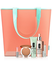 Sunny Day Staples - $35 with any Clinique purchase. A $151 value.