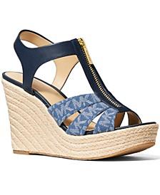 Women's Berkley Espadrille Wedge Sandals