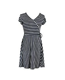 Big Girls Stripe Dress