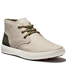 Men's Ashwood Park Fabric Desert Boots