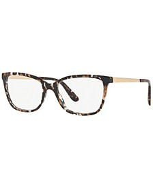 DG3317 Women's Rectangle Eyeglasses
