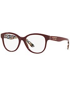 BE2278 Women's Round Eyeglasses