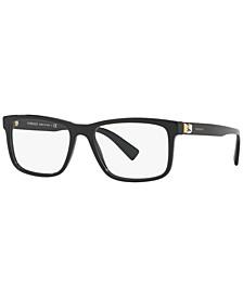 VE3253 Men's Rectangle Eyeglasses