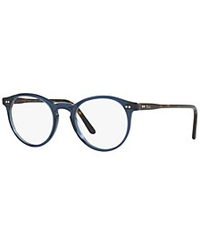 PH2083 Men's Phantos Eyeglasses