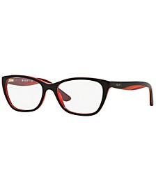 Vogue VO2961 Women's Cat Eye Eyeglasses
