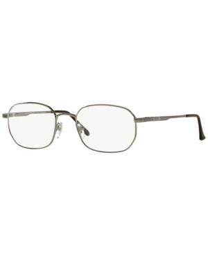Bb 222 Men's Square Eyeglasses