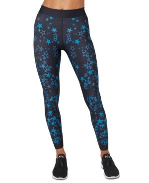 Star-Print Leggings