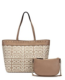 Zoiey 2-for-1 Tote, Created for Macy's