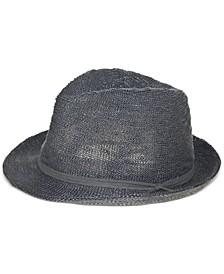 Textured Knit Fedora