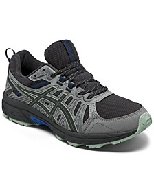 Women's GEL-Venture 7 Wide Width Running Sneakers from Finish Line