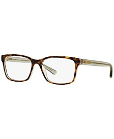 TY2064 Women's Square Eyeglasses