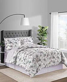 Sophia 8-Pc. Reversible Queen Comforter Set