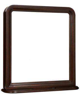 Exceptional Heathridge Storage Mirror, Created For Macyu0027s