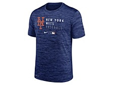 Men's New York Mets Velocity Practice T-Shirt