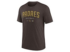 Men's San Diego Padres Early Work Dri-Blend T-Shirt