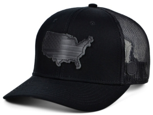 Local Crowns The Nightfall Curved Trucker Cap