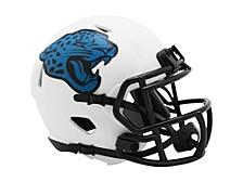 Jacksonville Jaguars Speed Lunar Eclipse Alt Mini Helmet