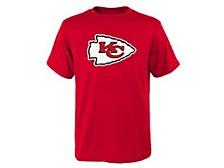 Kansas City Chiefs Youth Team Logo T-Shirt
