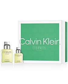 Men's 2-Pc. Eternity Eau de Toilette Gift Set