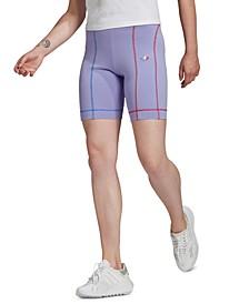 Women's High-Waisted Bike Shorts
