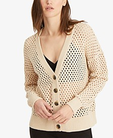 Open To It Cardigan Sweater