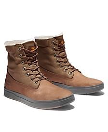 Men's Davis Square Roll-Top Boots