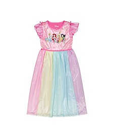 Little Girls Princess Fantasy Gown