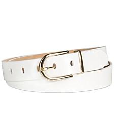 Women's Metal Loop Belt