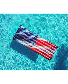 Stars & Stripes Deluxe Pool Raft