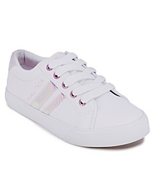 Big Girls Caoimhe Casual Lace-up Sneaker