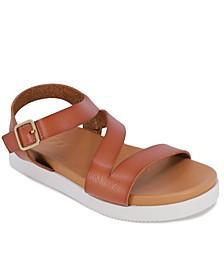 Little Girls Strappy Sandals