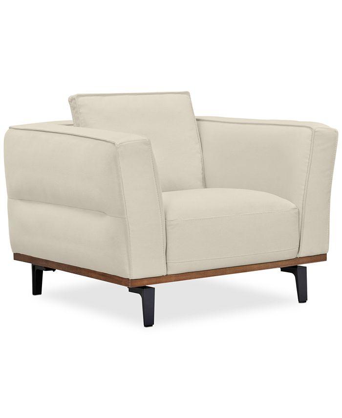 "Furniture - Aubreeze 41"" Fabric Chair"