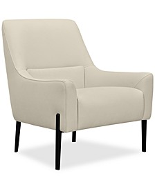 """Aubreeze 31"""" Fabric Accent Chair, Created for Macy's"""