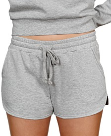 Juniors' Fleece Shorts